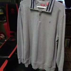 Zip Izod sweatshirt